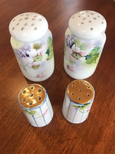 NIPPON Made in Japan Salt and Pepper Shakers