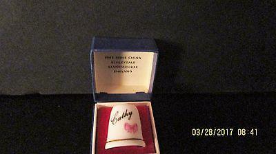 Fine bone china personalized