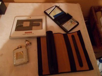 Travel Access..Travelon ID & Boarding Pass,Flask,Jewel Case,Luggage Lock,Clock