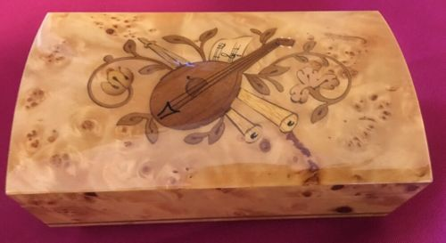 Reuge Music Box DOCTOR ZHIVAGO LARA'S THEME