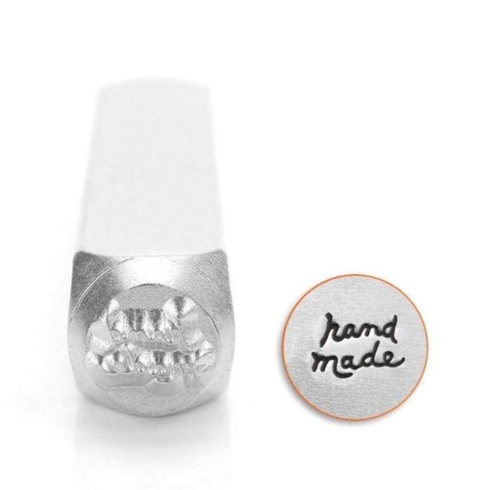 ImpressArt HAND MADE Metal Stamping Jewelry Making , Steel Stamp Strike Punch
