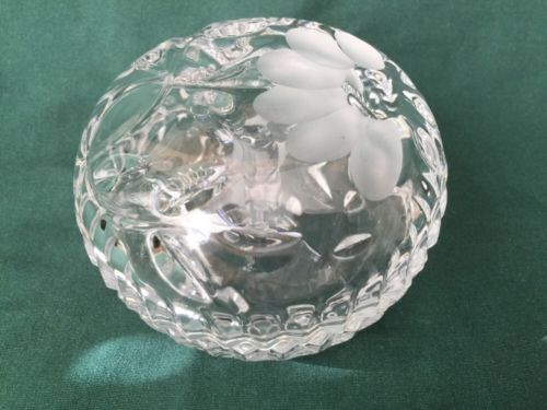 Crystal Trinket Ring Holder