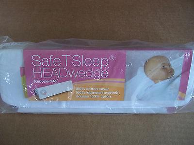 Safe T Sleep Headwedge Flat Head Deterrent