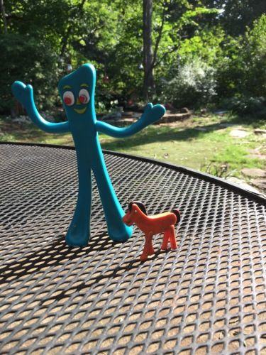 Gumby And Pokey Figures
