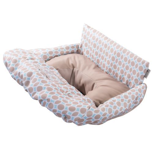 Summer Infant 2-in-1 Cushy Cart Cover and Seat Positioner Dots and Diamonds