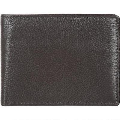 Wilsons Leather Mens Cashmere Passcase