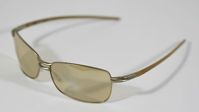 Nike Shank Eyeware Spring Hinge Copper Brown Aviator Sunglasses EV0318-702