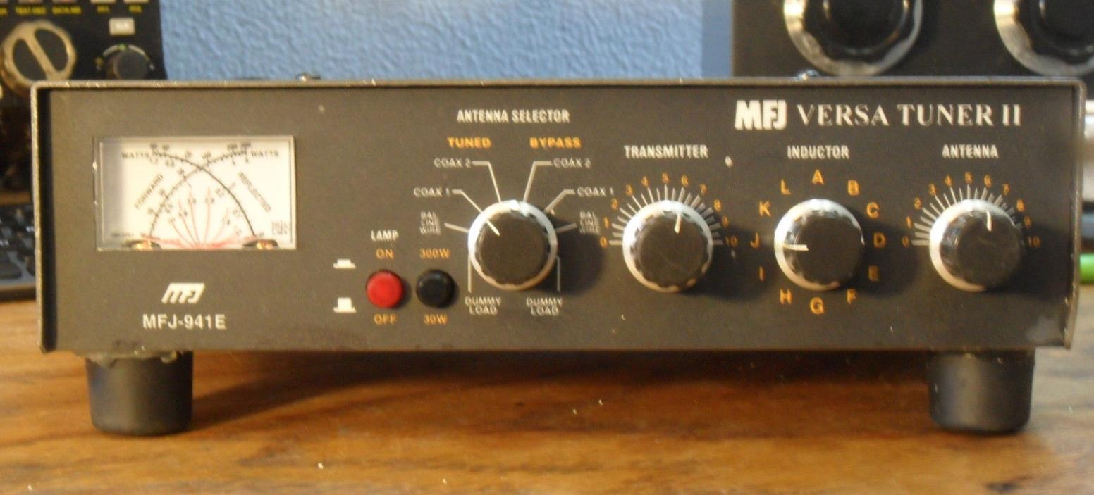 MFJ 941 E Versa Tuner 300 Watt