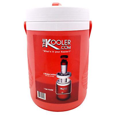 The Kooler, The Kooler Red 1 Gallon Cooler