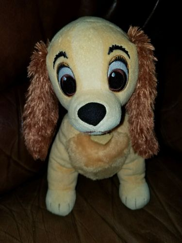 Kohls Cares Lady Plush Stuffed Animal Lady and the Tramp