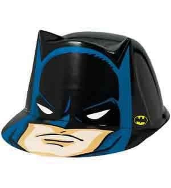 Amscan 250320 Batman Hat Pack Of 6
