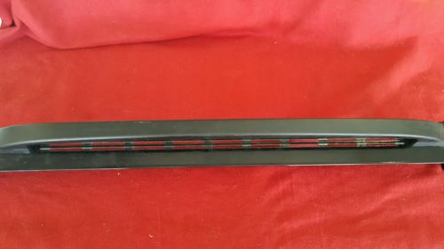 General electric stove door handle assembly