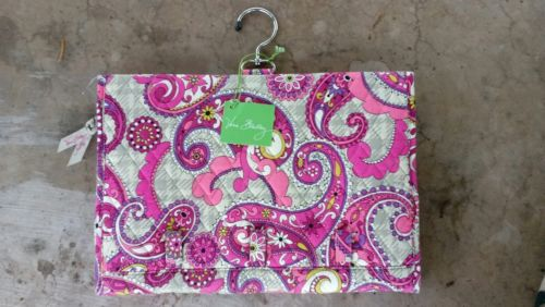 Vera Bradley hanging travel organizer NEW