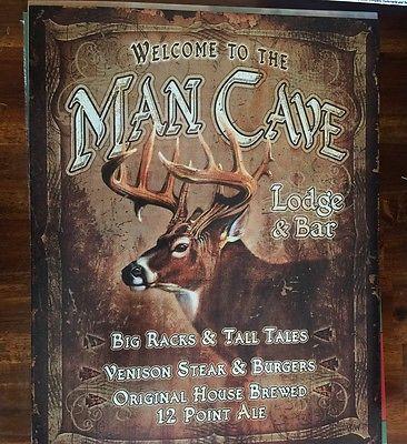 Man Cave Buck Lodge & Bar  16