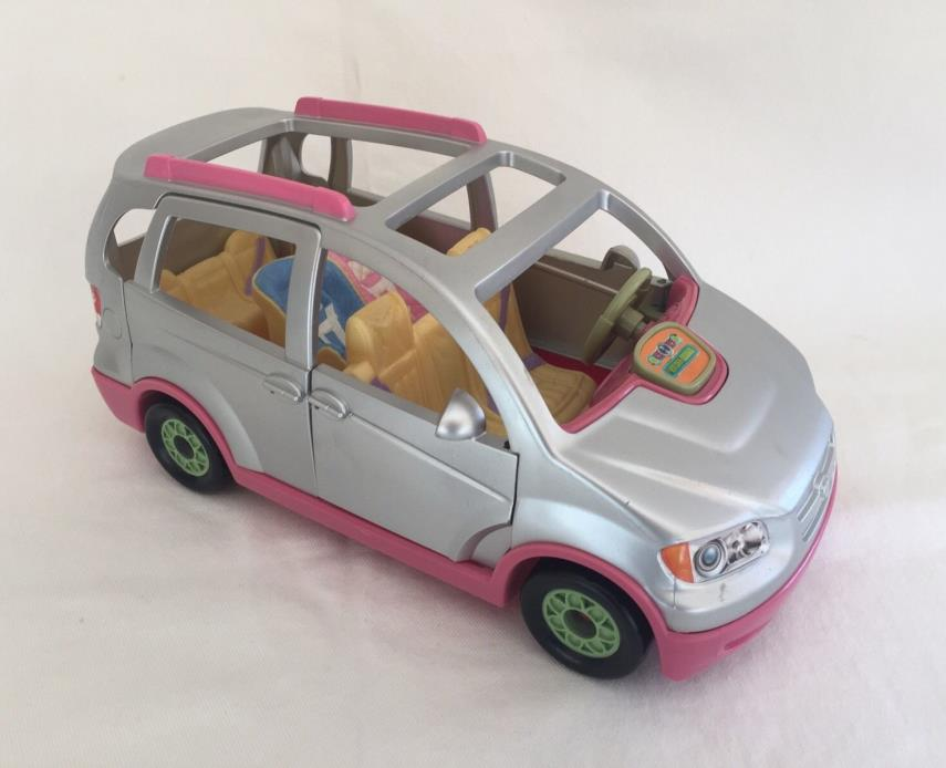 Fisher-Price Loving Family Twin Van Car Dollhouse