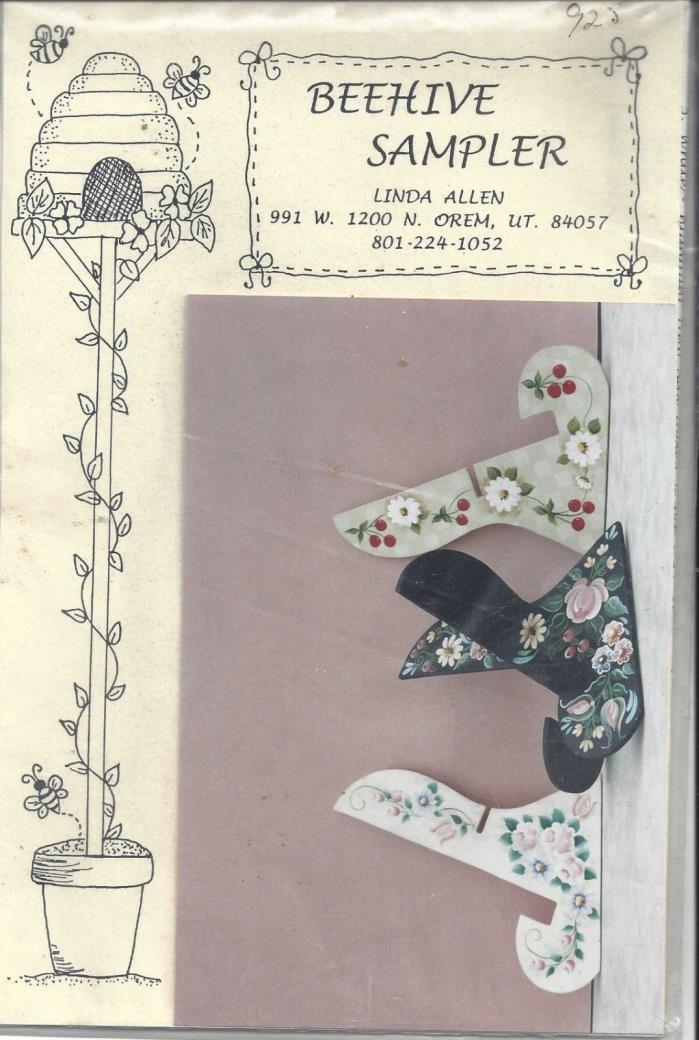 Book Holders  Tole Painting Packet by Linda Allen