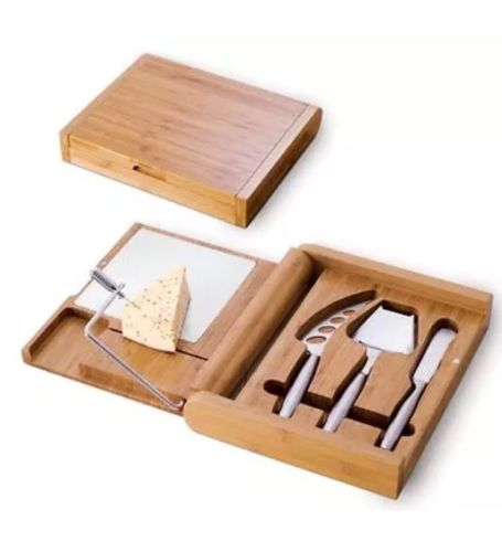 Picnic Time Soiree Cheese Board/Tool Set