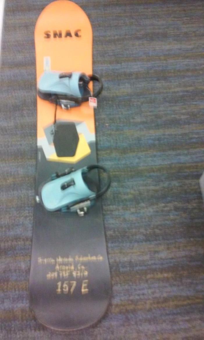 Burton Slash//157 Snowboard