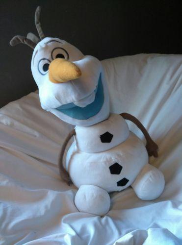 DISNEY Olaf  authentic GIANT Frozen plush 22