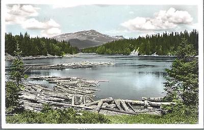 Undersåker, Sweden - Areskutan mountain - postcard. stamps special cachet c1950s