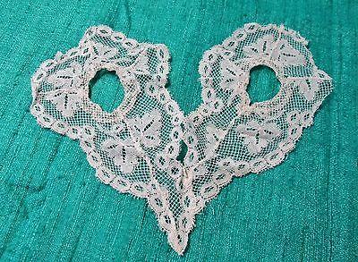 Antique Lace Mask Ornate Leafy Design