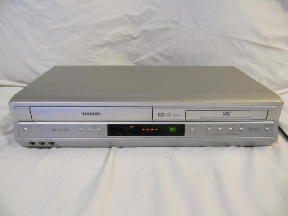 Toshiba SD-V392SU DVD Player VHS VCR Recorder Combo Fully Tested No Remote (186)