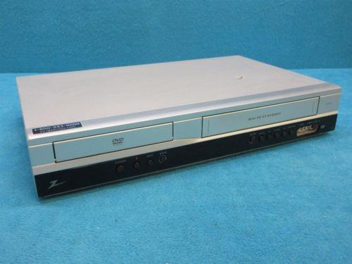 Zenith XBV713 VHS Video Cassette Recorder VCR/DVD Combo Player Progressive Scan