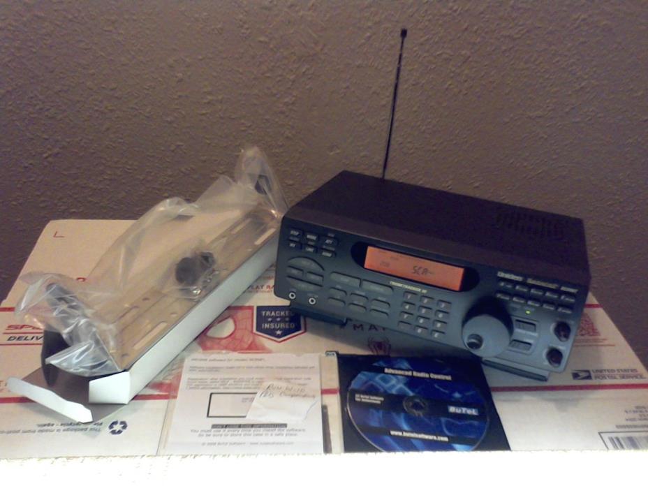 UNIDEN BC898T TRUNKTRACKER III BASE STATION RADIO POLICE SCANNER W/ BUTEL ARC898