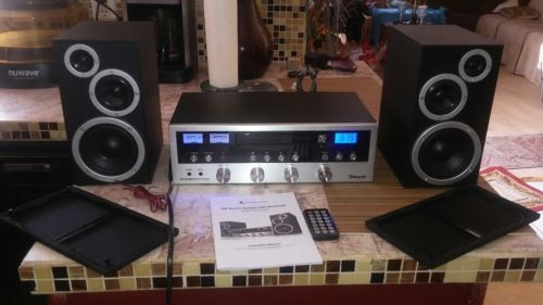 Innovative Technology ITCDS-5000 Bluetooth Stereo System NICE