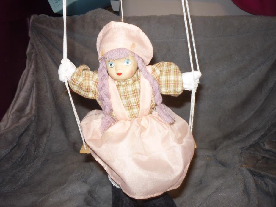 Hanging Swinging Doll