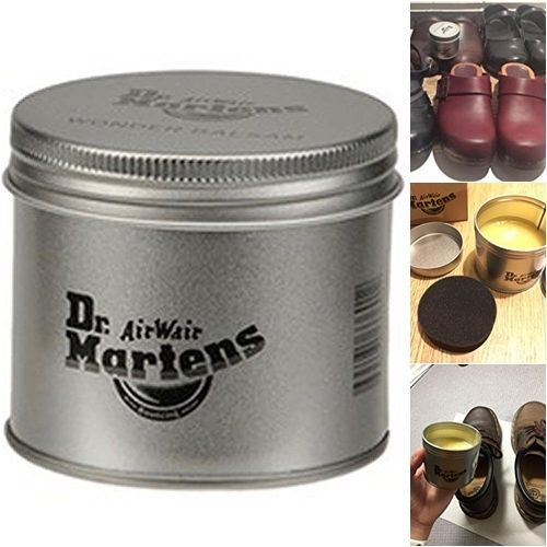 Shoe Polish Balm Balsam Leather Boot Bag Purse Belt Conditioner Cleaning Shining
