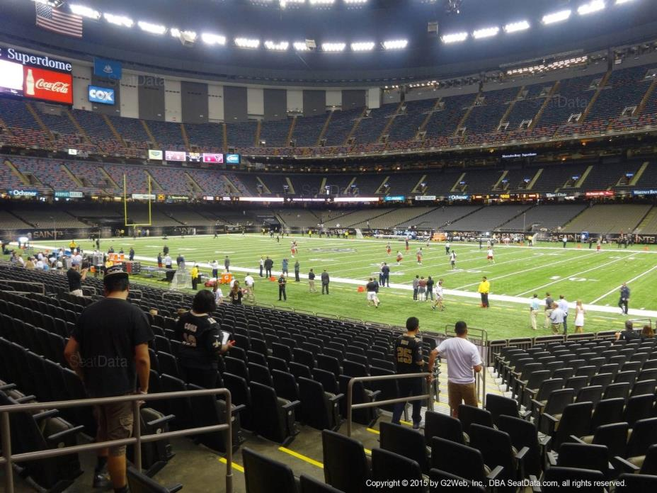 2 New Orleans Saints  REGULAR SEASON  Rights + saints playoff tickets