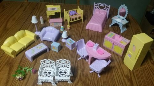 My Little Pony Lot Of Paradise Estate Accessories Vintage