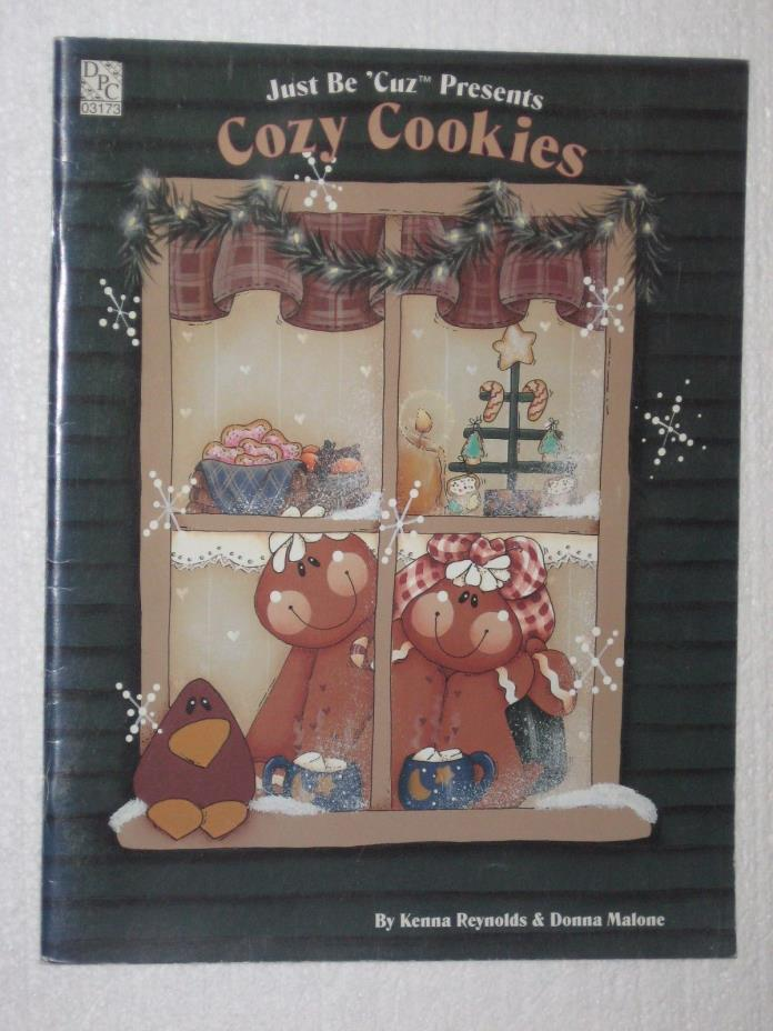 Tole Painting Kenna Reynolds & Donna Malone Cozy Cookies