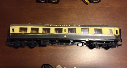 Cornish Riviera Limited Passenger Train Car HO Scale