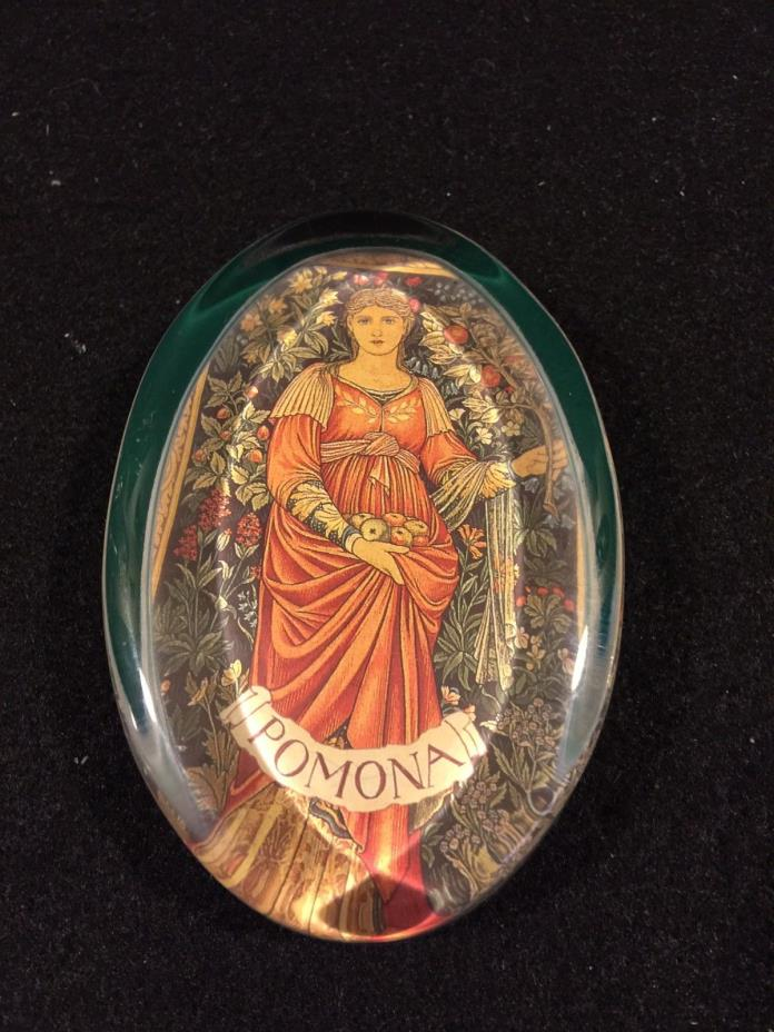 Morris And Company Paper Weight  past times  Pomona tapistry design