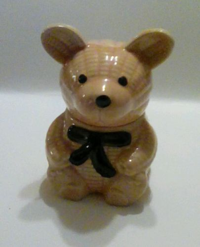 Honey Bear Honey Pot