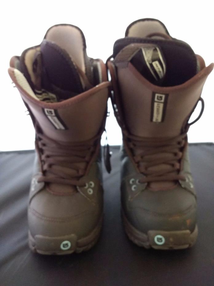 BURTON Women's Freestyle Snowboarding Boots (Size 6)