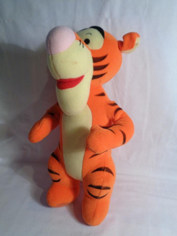 Walt Disney World Winnie The Pooh Tigger Plush 11 1/2