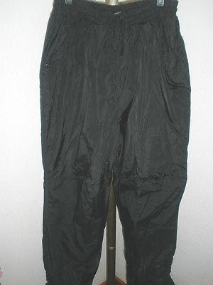 Men's KULT Black Snowboard Pants Size Large