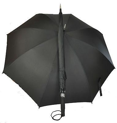 The Indestructible Umbrella Carbon Fiber Model Straight Handle Defense