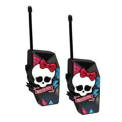 Monster High Fangtastic Walkie Talkies