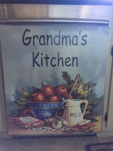 French Country Barn Dishwasher Magnet Cover Grandmas Kitchen Farmhouse Magnet