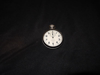 Rare Vintage MEYLAN Stop Watch No. 228 Swiss Made (For Parts only)