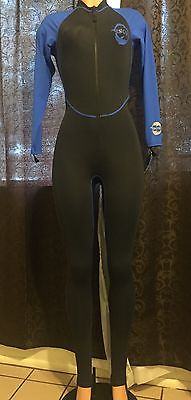 NWT ISOSI SKIN LYCRA FULL BODY WATER SUIT ADULT SIZE XS