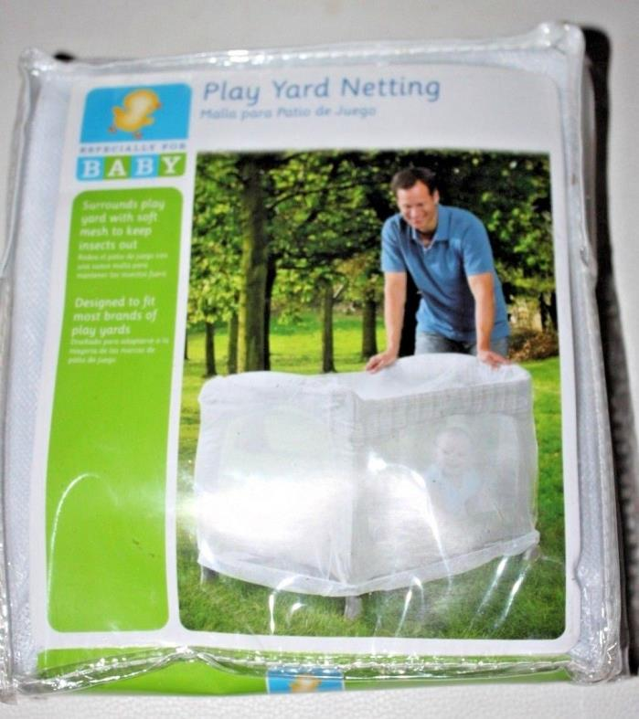 Play Yard Netting by Especially For Baby - New in Package