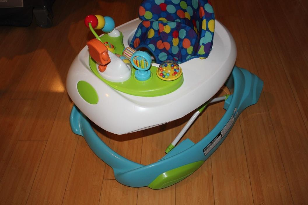 Babies R Us Orby 2.0 Activity Walker – Polka Dots