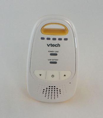 Vtech Safe & Sound Digital Audio Baby Monitor w/ Parent Unit DM111 White SEE DES