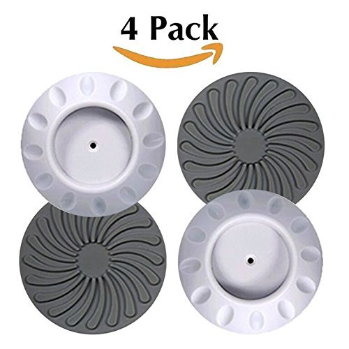 Wall Guard Pads Set Of 4: Strong And Stable Quality Safety Mounts For Baby And P
