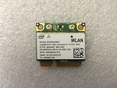 Intel MW04C WIRELESS, Advanced-N + WiMAX 6250 802.11a/b/g/n PCI mini wireless